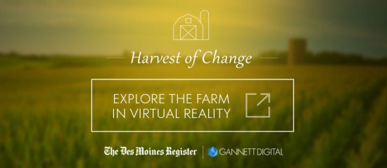 Harvest of Change, Gannett Digital