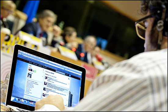Photo by European Parliament on Flickr and used here with Creative Commons license.
