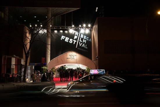 Photo courtesy of the Tribeca Film Festival.