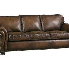 Bernhardt Cantor Leather Sofa Price Maroon Coloured Sofas Vincent For