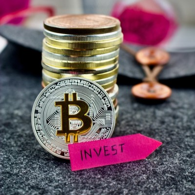 Big firms investing in bitcoin