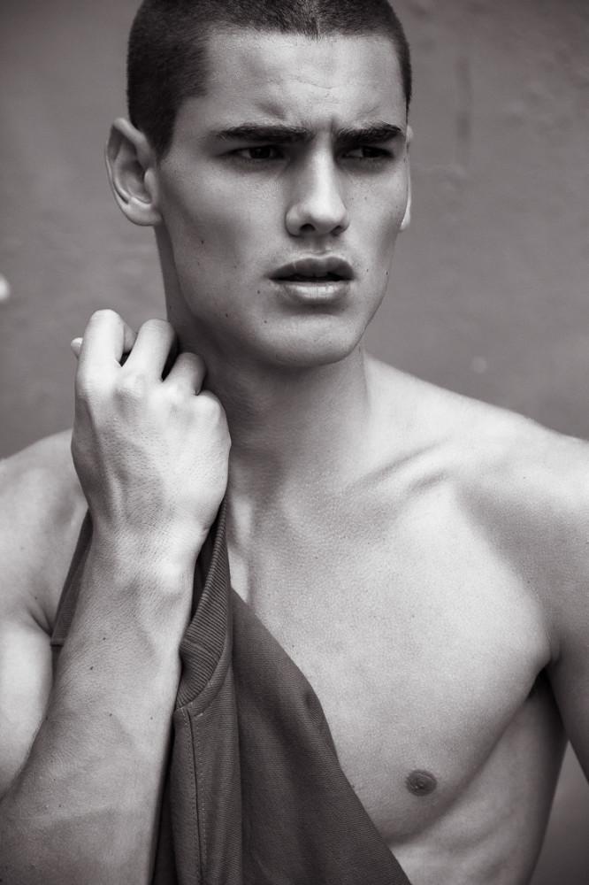 Caspar Thomas  Premier Model Management