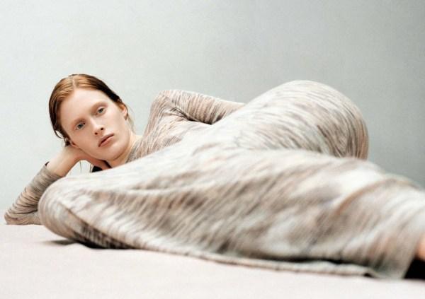 knitGrandeur: Flame Effect- Tiger Magazine, October 2011