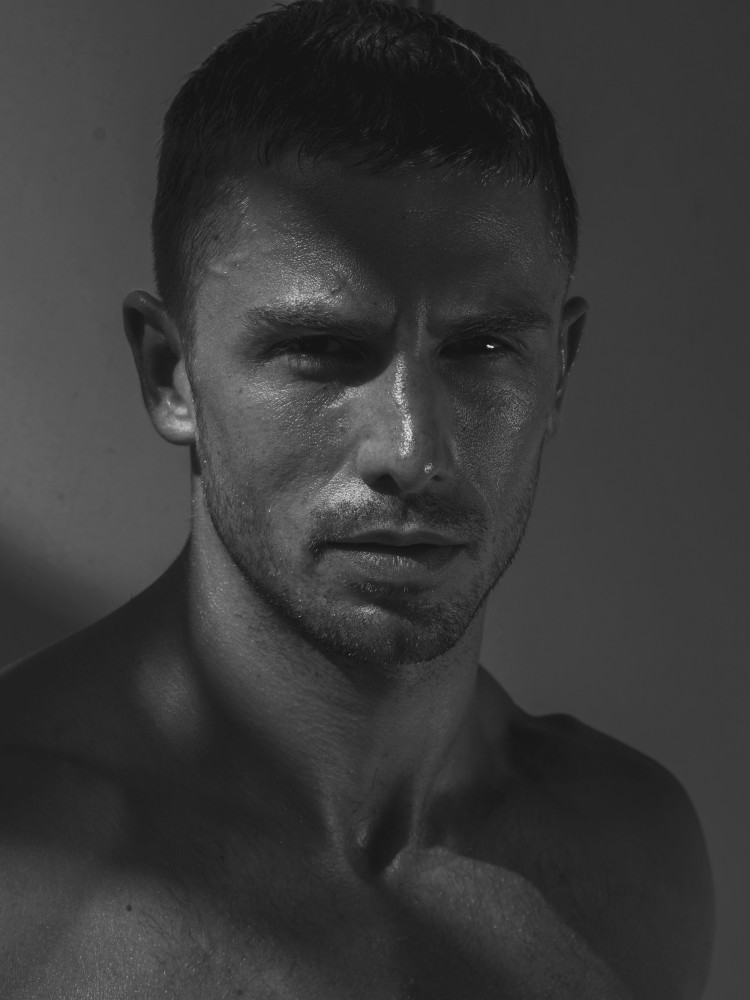 James Yates Heroes Model Management