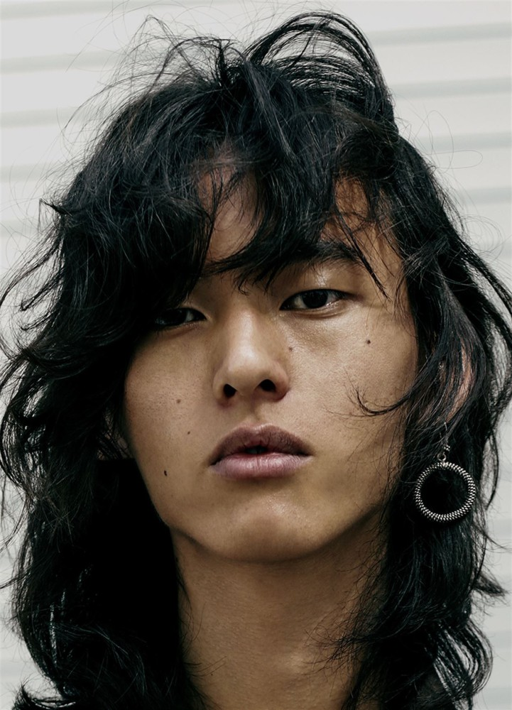 David Yang Heroes Model Management