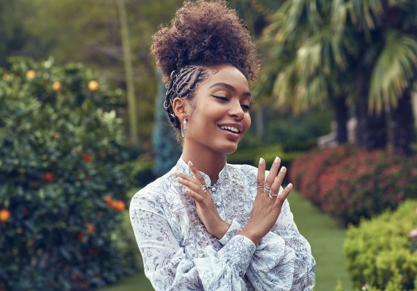Essence Magazine Featuring Yara Shahidi - Sophy