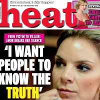 Heat South Africa, 20 September 2012 (AMOR BREAKS HER SILENCE)