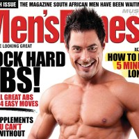 Men's Fitness South Africa, September / October 2012 (NEW TITLE)