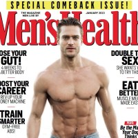 Men's Health South Africa, January 2013