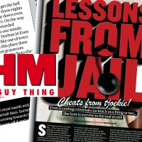 The FHM South Africa / Max Barashenkov / Montle Moroosi debacle...