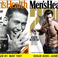 Men's Health South Africa, June 2014 (200th ISSUE!)