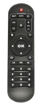 X95 Pro afstandsbediening