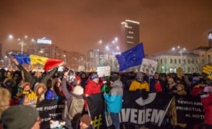 Proteste rezist Victoriei