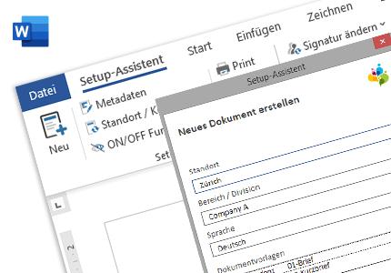 Agentur Mediasuite >>> Dienstleister für «Microsoft Office