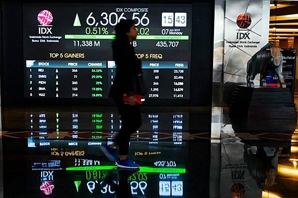 Awal Perdagangan, IHSG Melaju ke Level 6.316