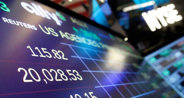 Investor Cemas Picu Wall Street Rontok