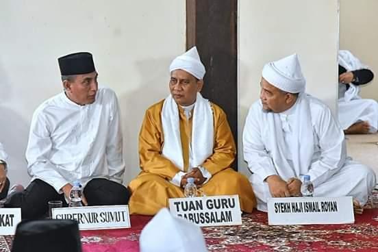 """Gubsu Akan Jadikan Persulukan Besilam Menjadi Kampung """"Wisata Religi"""""""