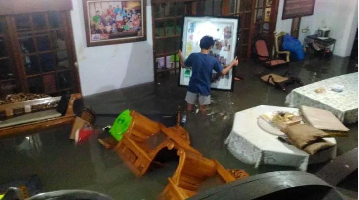 Jakarta dan Bekasi Dikepung Banjir