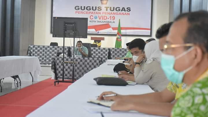 Pemko Tanjungbalai Fasilitasi Warga yang Terlantar Akibat Lockdown di Malaysia