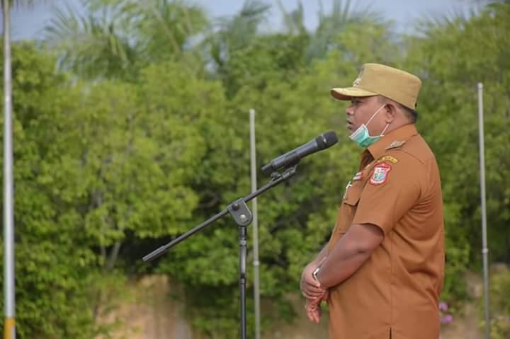 Walikota Minta ASN Tanjungbalai Tingkatkan Prestasi Kinerja