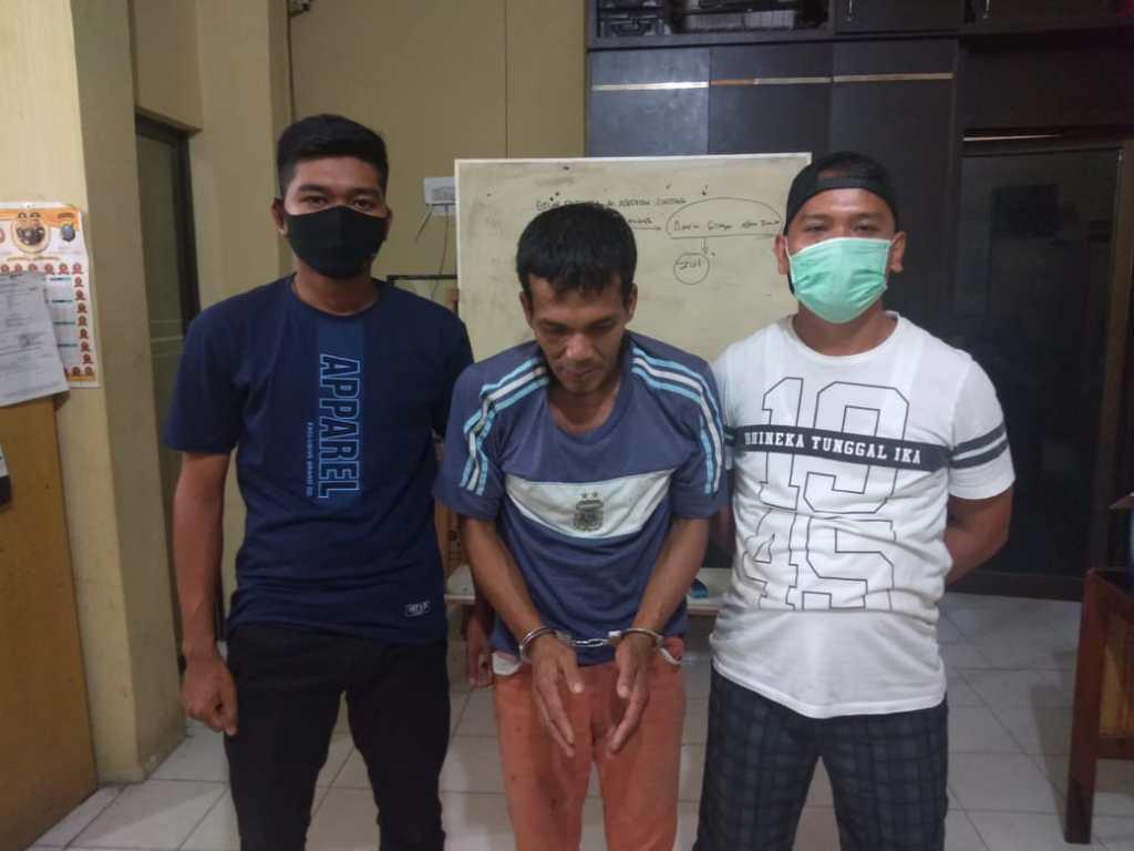 Kantongi Sabu, Nelayan di Tanjungbalai Ditangkap