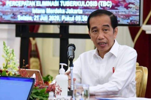 Jokowi : Waspadai TBC dan Virus Corona