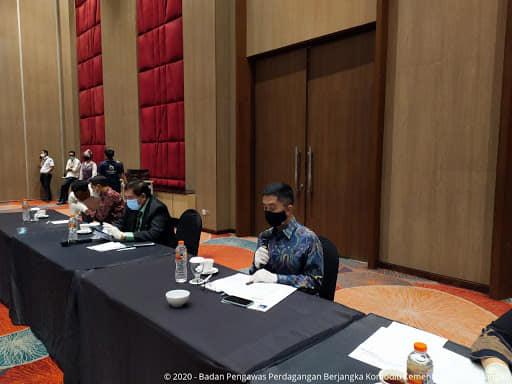 Bappebti Gelar Ujian Profesi Calon Wakil Pialang Berjangka