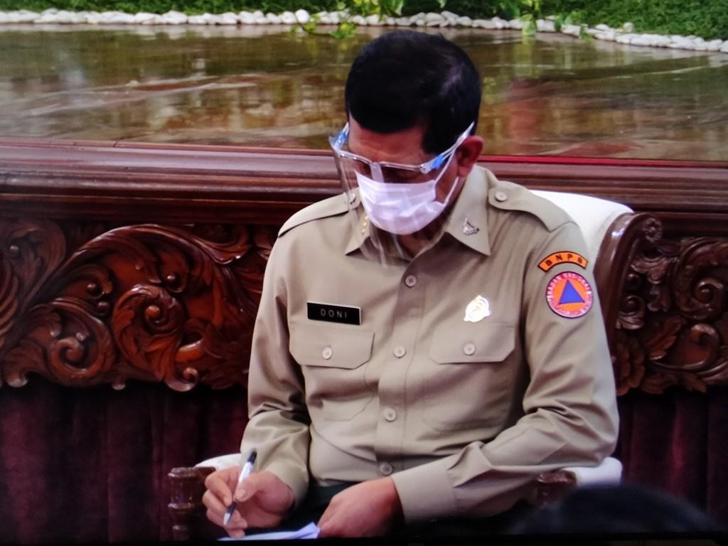 Indonesia Berisiko Tinggi, Doni Monardo: BNPB Terus Perkuat Literasi Kebencanaan
