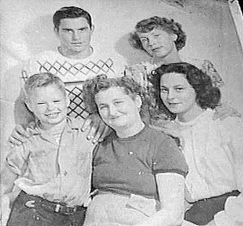 Nacncy Blanche Duke Drake Lang & children
