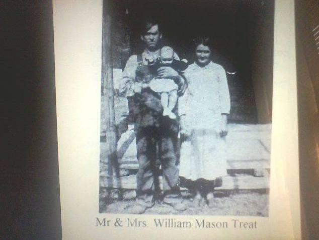 Margie Branscum, William Mason Treat