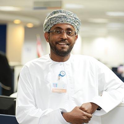 Haitham Al Kharusi Vice-President of Consumer, Oman Telecommunications Company