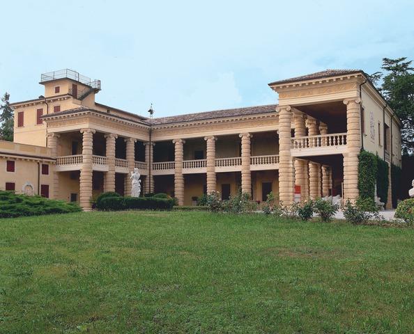 Scheda opera  Palladio Museum