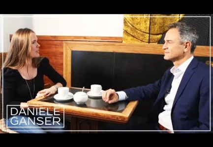 Dr. Daniele Ganser im Gespräch: USA sind das mächtigste Land der Welt (Alina Lipp 24. Oktober 2020)