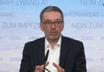 """Herbert Kickl: """"Man muss sich für die SPÖ fremdschämen!"""""""