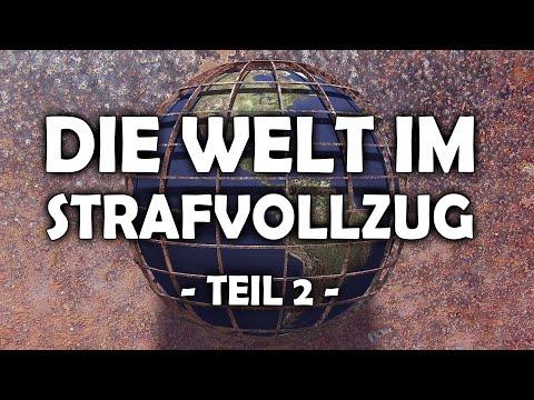 Welt im Strafvollzug – Das kleine ABC des Totalitarismus Teil 2 –  Frank Rüdiger Halt