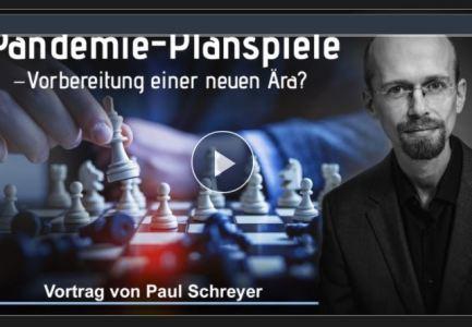 Pandemie-Planspiele – Vorbereitung einer neuen Ära?