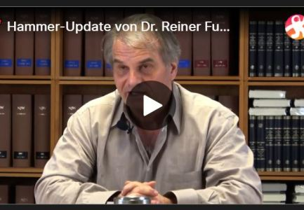 🚀 Hammer-Update von Dr. Reiner Fuellmich