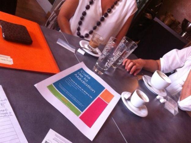 café médiation