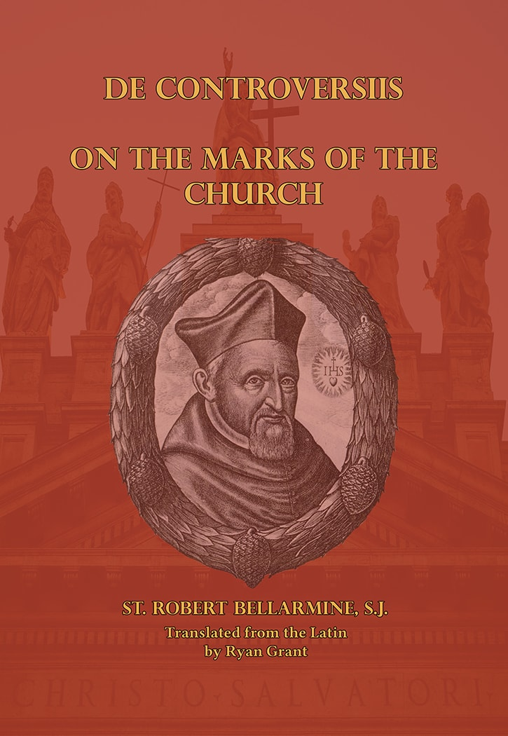 On the Marks of the Church - Hardcover