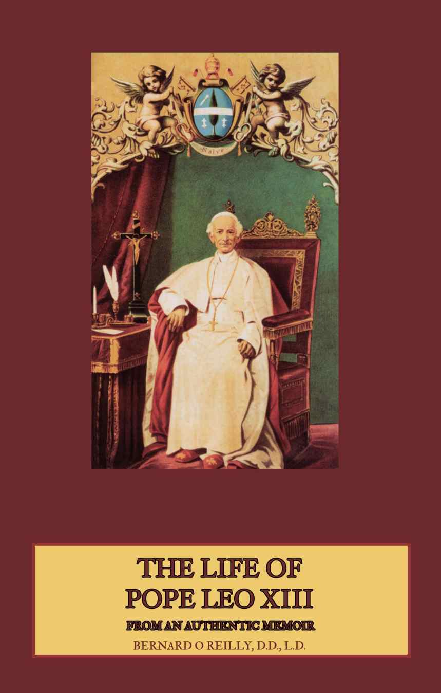Life of Pope Leo XIII - Hardcover