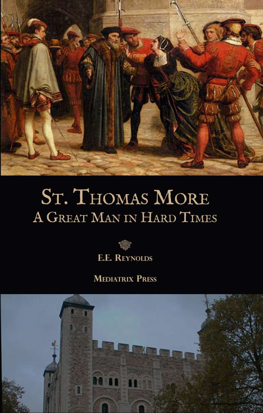 St. Thomas More Hardcover