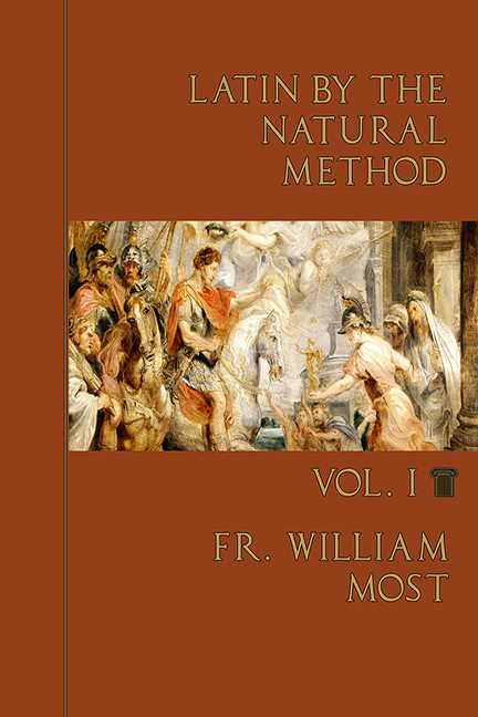 Latin by the Natural Method vol. 1