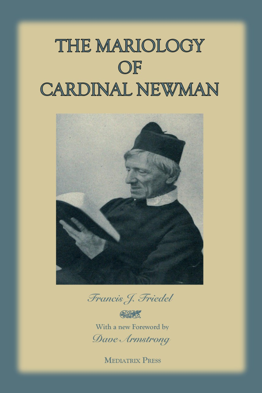 Mariology of Cardinal Newman