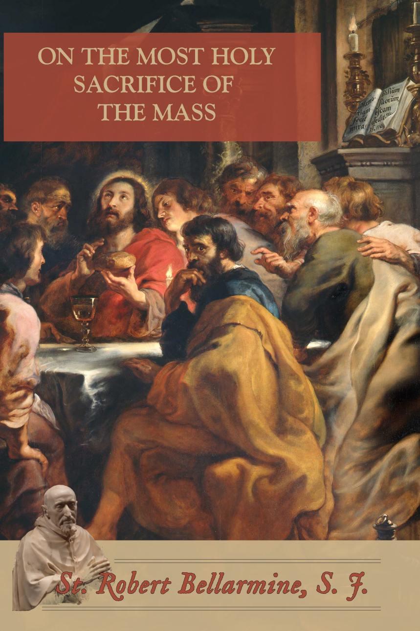 On the Sacrifice of the Mass