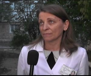Ala Popușoi, vice director al Spitalului raional Cimișlia