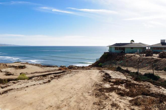 El Pescador Oceanfront Lot