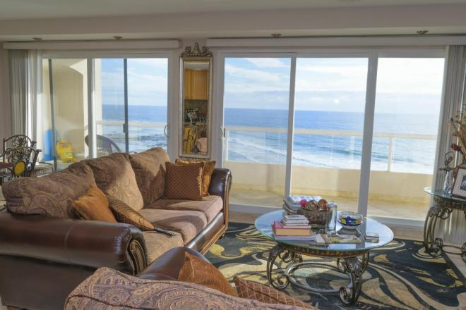 Oceanfront Single Story Condo for Sale