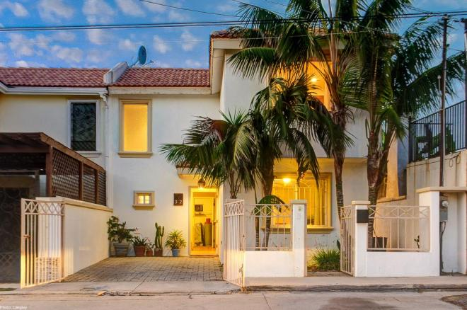 Downtown Rosarito Beach Home For Sale
