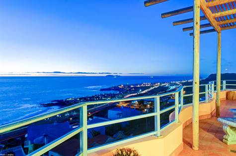 Rosarito Beach Ocean View Home for Sale in Terrazas del Pacifico