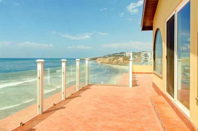 Oceanfront Home For Sale San Antonio del Mar
